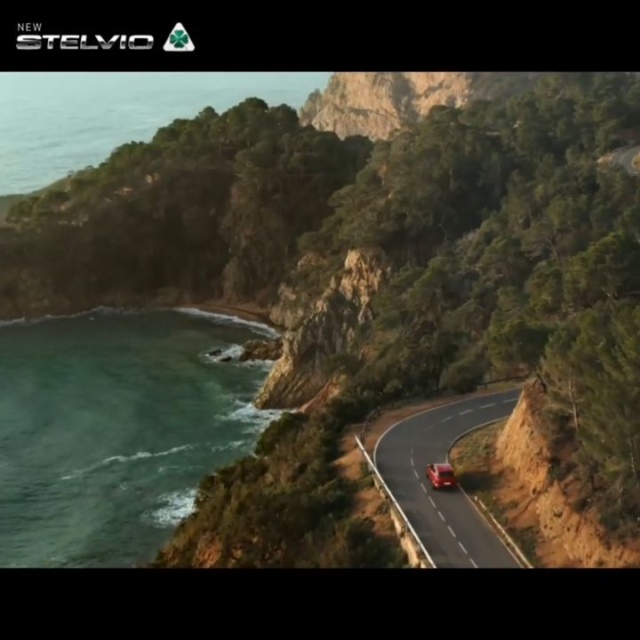 One of our latest works for @alfaromeoofficial in which we had the pleasure of following the #NewGiuliaQuadrifoglio and the #NewStelvioQuadrifoglio   Would you dare to defy them?