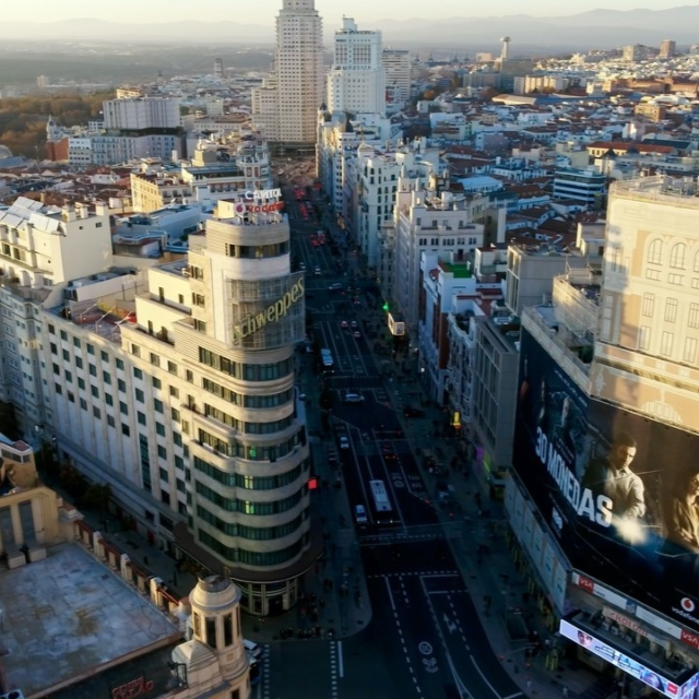 Unseen perspectives #3: Madrid